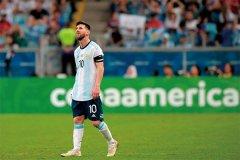 梅西美洲杯图片 梅西美洲杯高清图集