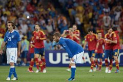 2012欧洲杯决赛图片 2012欧洲杯决赛西班牙VS意大利