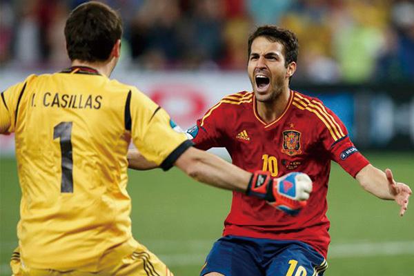 2012欧洲杯决赛西班牙击败意大利