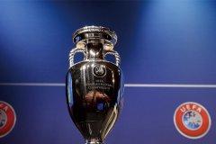 欧洲杯奖杯图片 欧洲杯冠军奖杯-德劳内杯图片