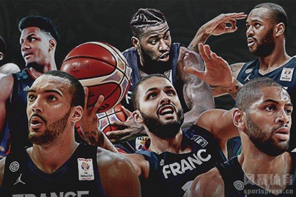 法国男篮国家队名单盘点 美国男篮VS法国谁赢了?