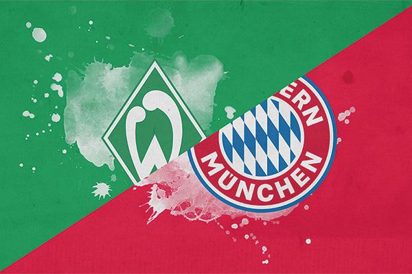 德甲云达不莱梅VS拜仁慕尼黑比赛分