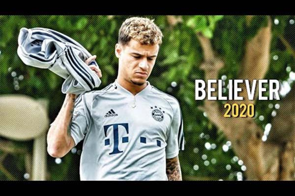 库里尼奥2020的精彩表现!盘点库里尼奥在拜仁的职业生涯!