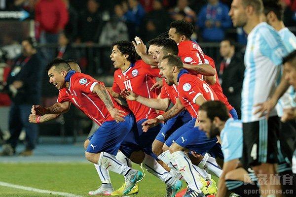 15年美洲杯决赛集锦 智利点球击败阿根廷夺冠