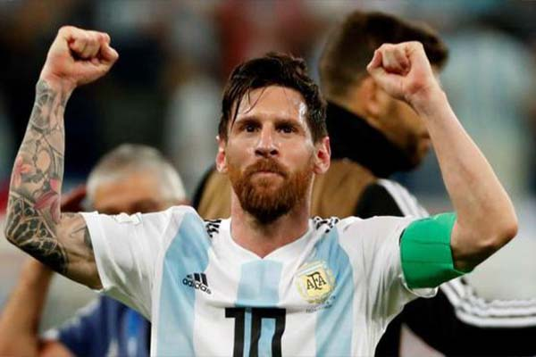 梅西美洲杯