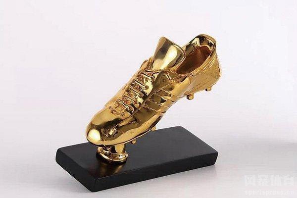 欧洲金靴奖杯