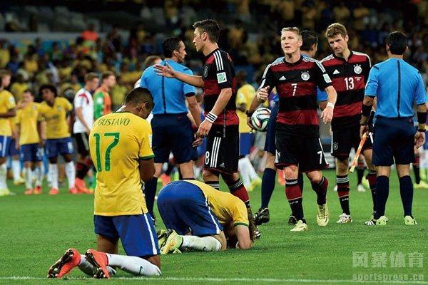 2014世界杯德国对巴西比赛回顾 巴西惨败原因是什么?