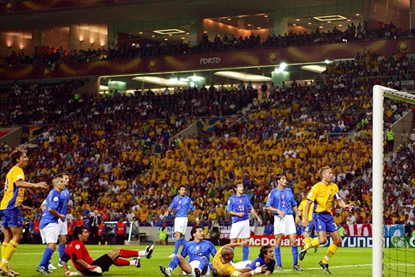 欧洲杯一直拥有着十分精彩的表现,欧洲更是代表着足球的最高水平