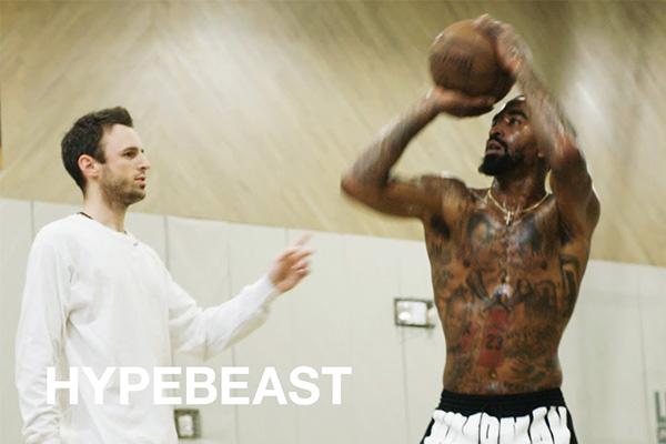 JR史密斯投篮训练视频 JR史密斯训练视频
