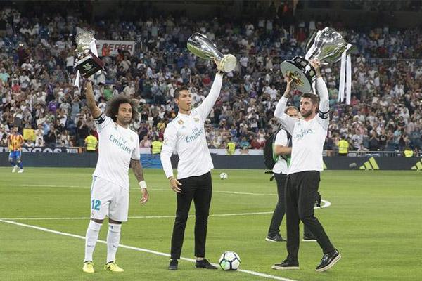 西甲冠军榜