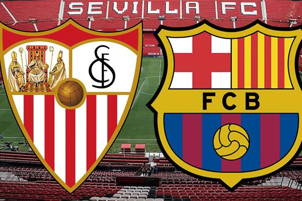 西甲塞维利亚VS巴塞罗那谁能赢?巴塞罗那客场欲全取三分