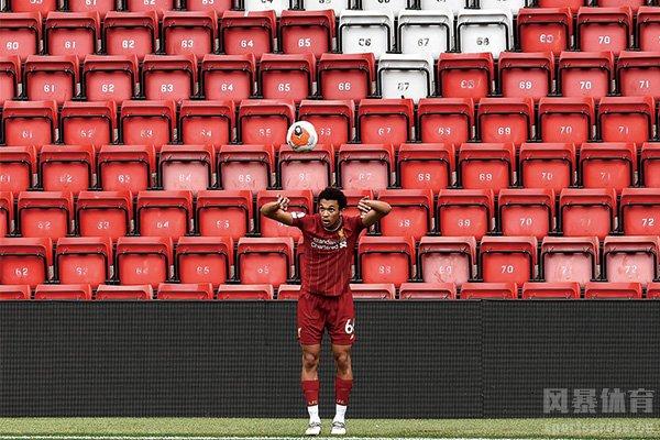 利物浦本赛季很有希望夺冠