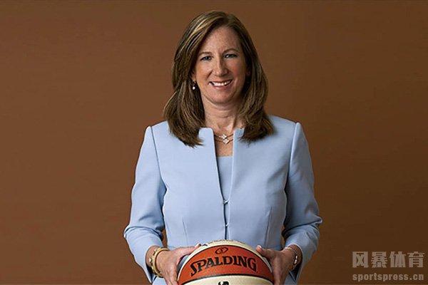 WNBA总裁