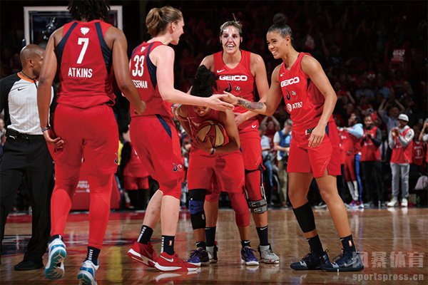 WNBA宣布复赛计划