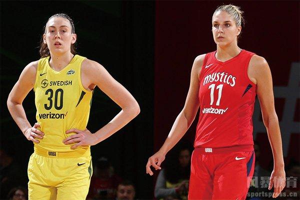 WNBA复赛在即