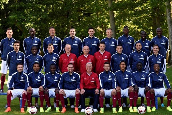 法国足球队都有谁?法国足球队为什么那么多黑人?