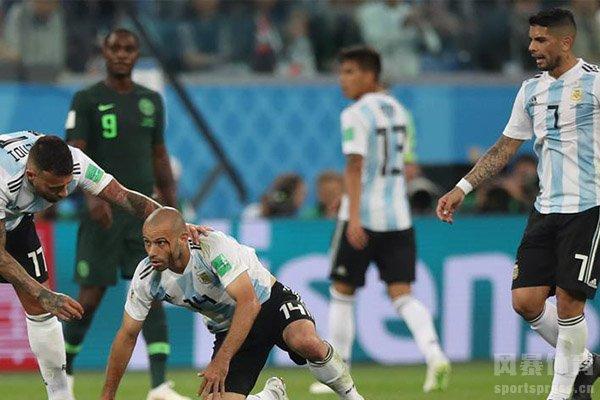 阿根廷队一直有着优异的表现