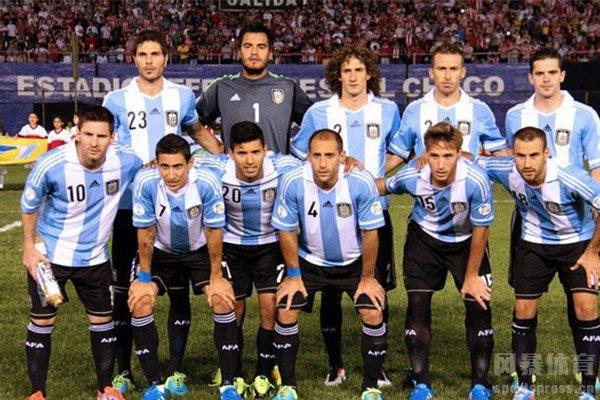 2014阿根廷阵容其实是我最喜欢的