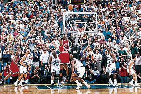 NBA历史最伟大时刻视频 NBA历史精彩时刻