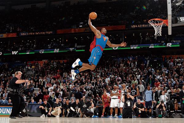 NBA历史弹跳十大排名 NBA历史弹跳力排名