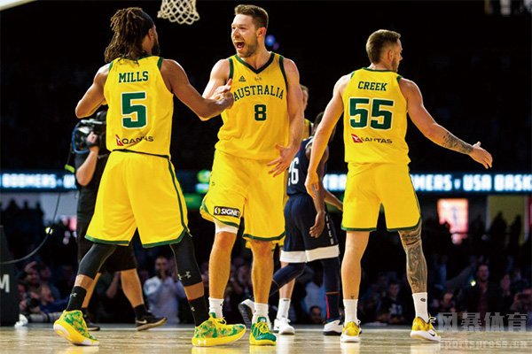 澳大利亚男篮实力强大