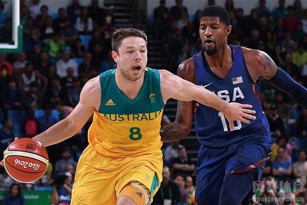 澳大利亚男篮队员