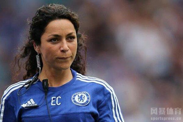 切尔西女足在英超女足之中有着很强劲的实力