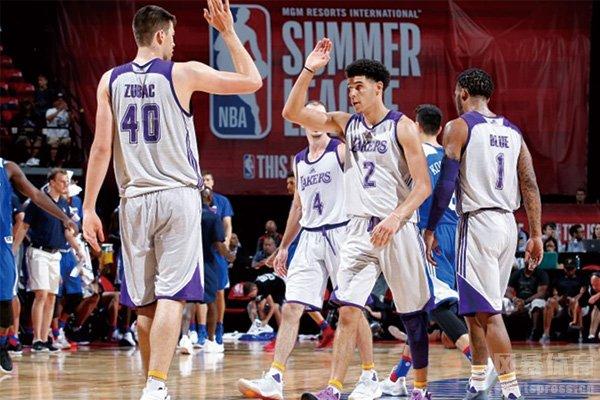NBA夏季联赛