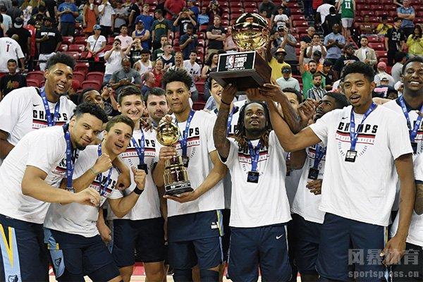 NBA夏季联赛冠军