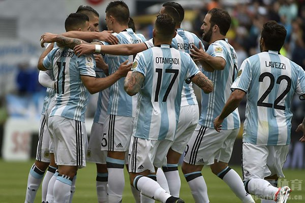 阿根廷在2016美洲杯距离冠军一步之遥