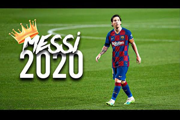 <b>梅西2020仍是巅峰!盘点梅西2020的精彩表现!</b>
