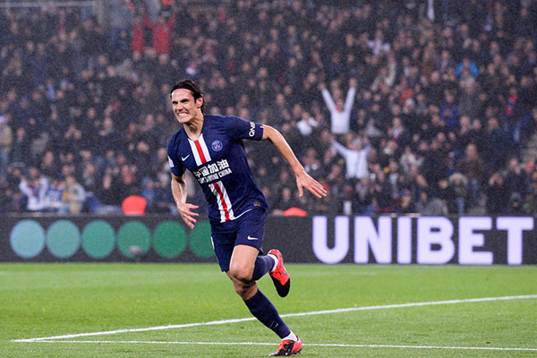 法国杯与法联杯时间已定 巴黎圣日耳曼信心十足