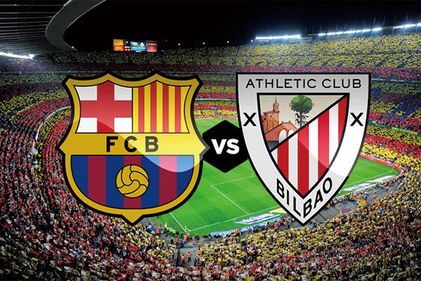 西甲巴塞罗那VS毕尔巴鄂竞技谁能赢?巴塞罗那两球起步欲重回西甲榜首