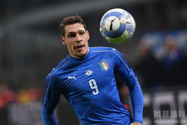 意大利队一直站在世界足坛的顶尖