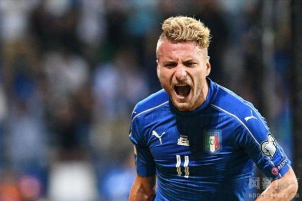 因莫比莱目前式意大利球星最闪耀的那一个