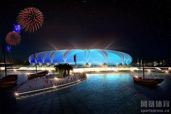 期待卡塔尔世界杯的到来