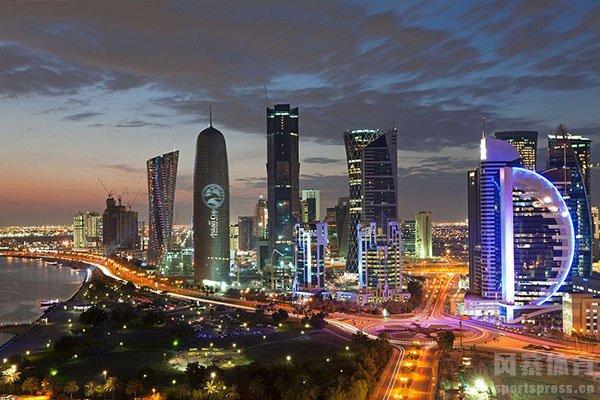 卡塔尔将会举行2022世界杯