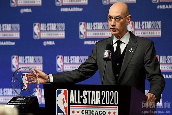 亚当-肖华致力于NBA改革