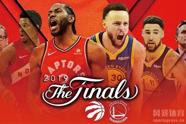 NBA总决赛宣传海报