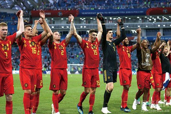 比利时队球员