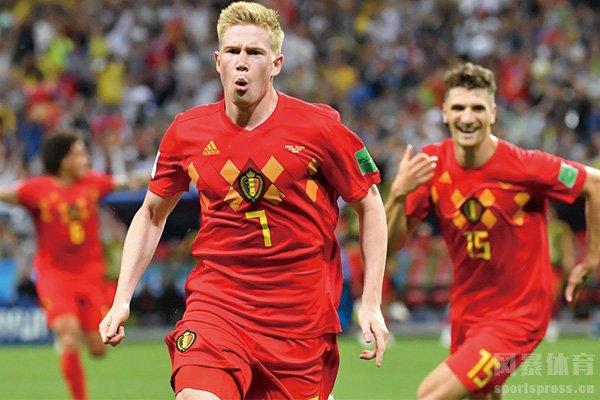 德布劳内是比利时队核心