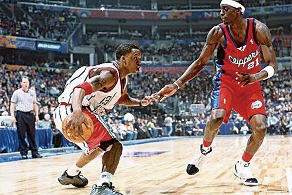 NBA十大街球动作 NBA街球动作过人视频集锦