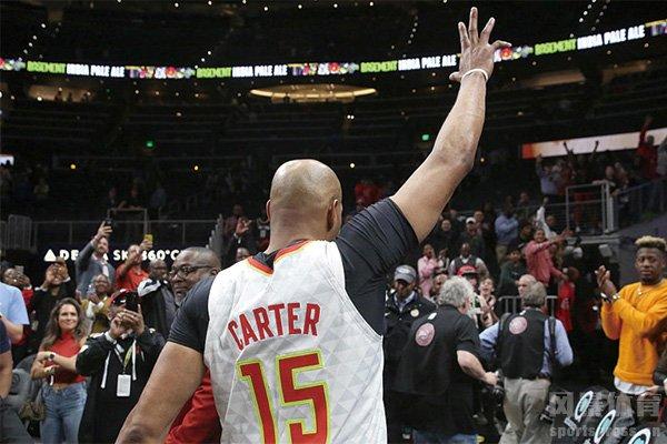 卡特正式宣布退役