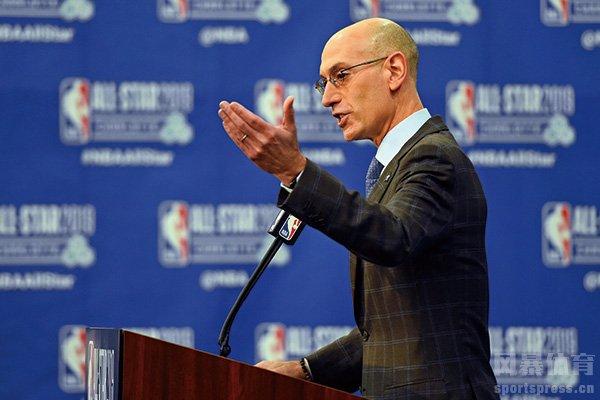 NBA总裁肖华