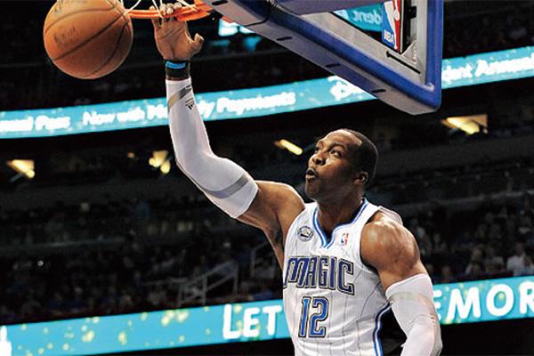 NBA霍华德的十佳球 霍华德生涯十佳球