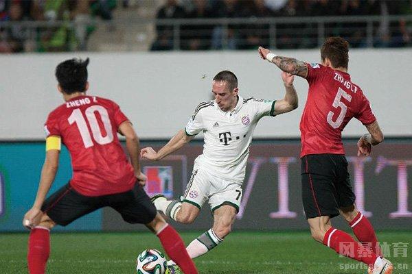 恒大VS拜仁视频 世俱杯恒大对阵拜仁比赛集锦