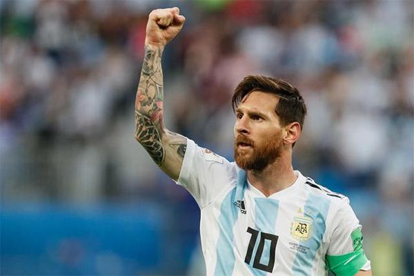 阿根廷梅西表现