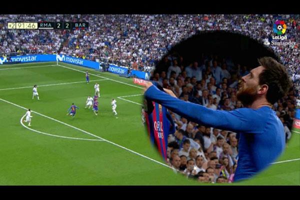 梅西在伯纳乌绝杀皇马!盘点解说员和球迷的疯狂!