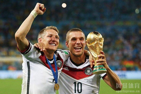 巅峰小猪帮助德国队拿到世界冠军