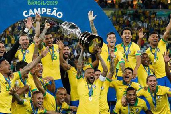 2019美洲杯巴西队